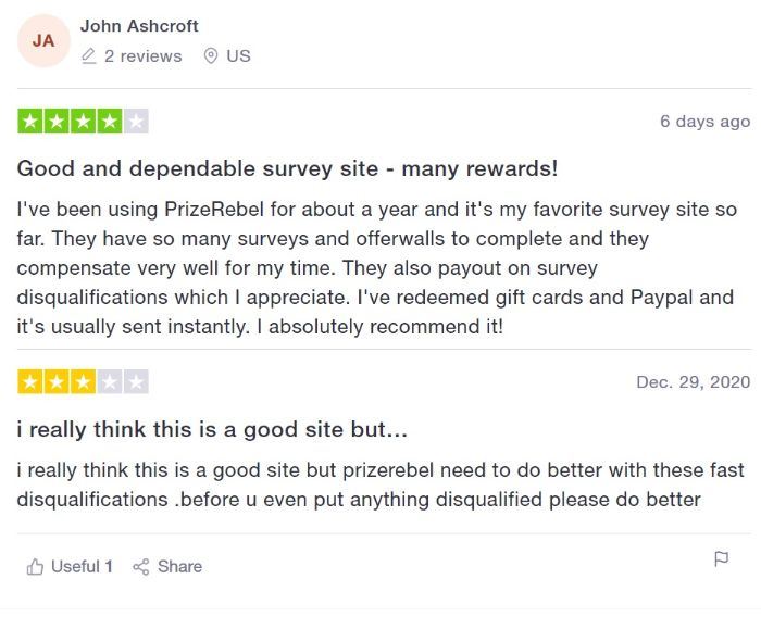 PrizeRebel GPT site review