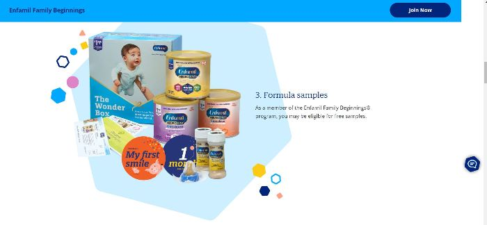 Enfamil family beginnings free stuff when you join