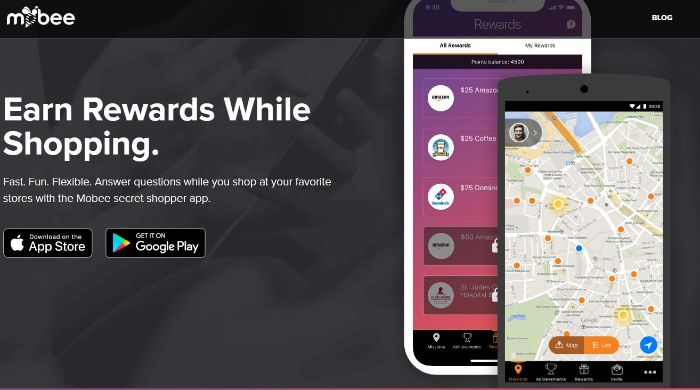 Mobee app will pay you instantly for shopping